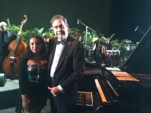 Noche Romántica con el Pianista   cubano Enrique Chia