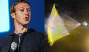 KEEPING UP WITH THE TECHIES, La conquista del  Espacio de Mark  Zuckerberg