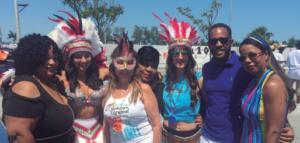 El Carnaval Junkanoo de Las Bahamas