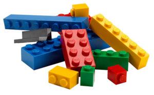 LEGO, MUCHO MÁS QUE UNA PEQUEÑA PIEZA DE PLÁSTICO.