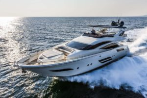 ARCADIA YACHTS A85S to premiere at the upcoming 2017 Cannes Yachting Festival in September
