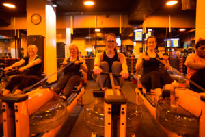 Orangetheory fitness workout