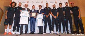 El Real Madrid abrirá su primer restaurante temático en EEUU en el centro de Miami