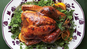 Latin-Inspired Turkey Feast