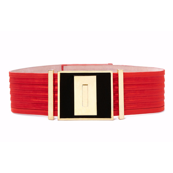 Balmain ruched belt