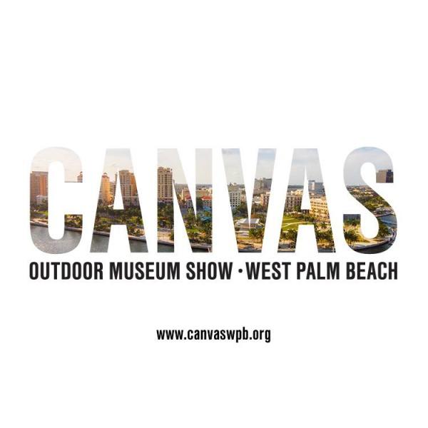 CANVAS - WEST PALM BEACH OUTDOOR MUSEUM SHOW