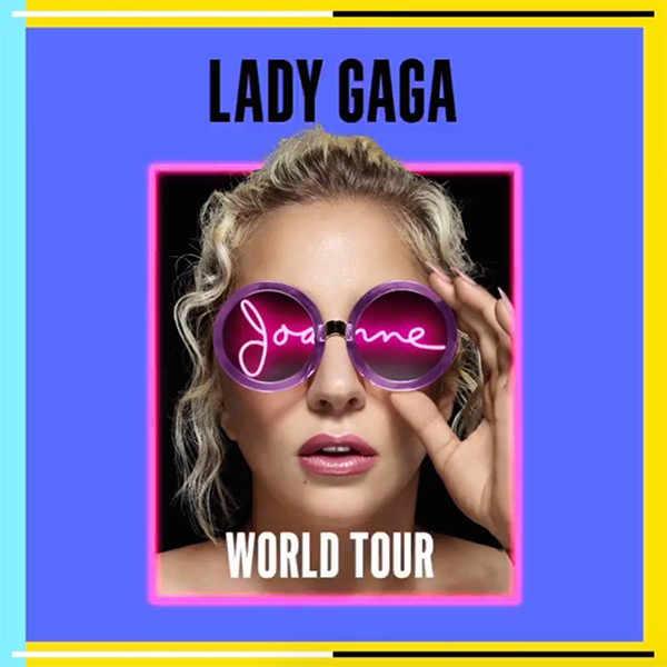 LADY GAGA JOANNE WORLD TOUR IN TAMPA