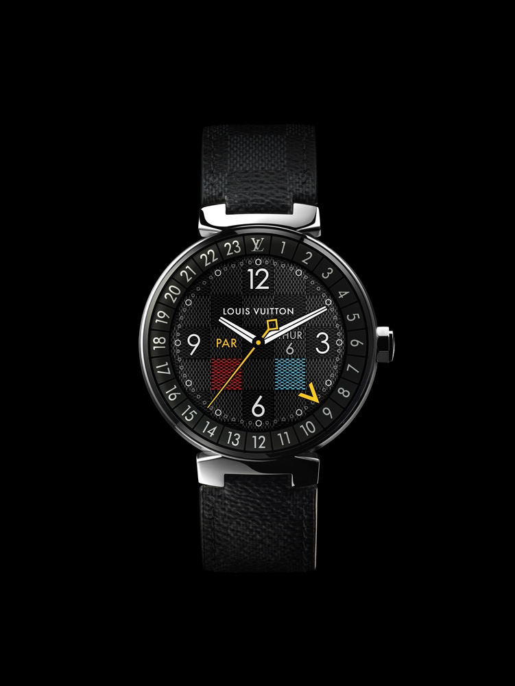 Tambour Horizon Connected Watch by #LouisVuitton