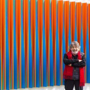 Carlos Cruz Diez, viste de color la ciudad de Coral Gables