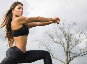 Las Famosas del Fitness – Laura Buitrago, belleza saludable