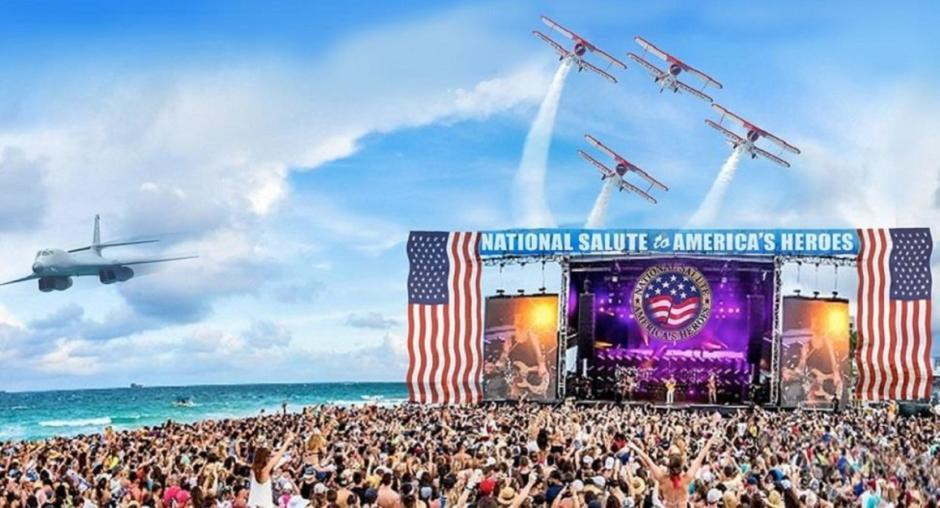 AIR AND SEA SHOW MUSICAL EXPLOSION