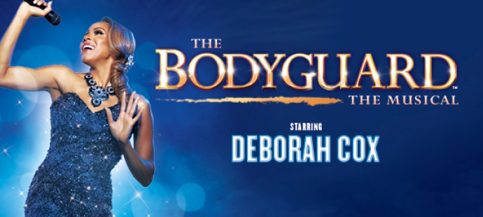 BROADWAY IN MIAMI THE BODYGUARD