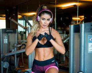 Las Famosas del Fitness