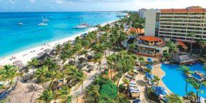 Escápese a Barceló Aruba como un VIP