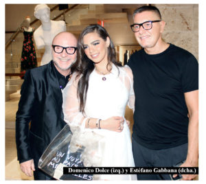 GRAN APERTURA  Dolce & Gabbana Design District