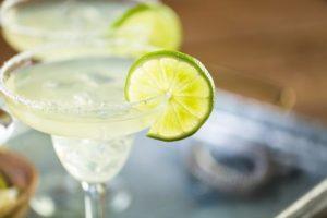 Coctel Skinny Margarita