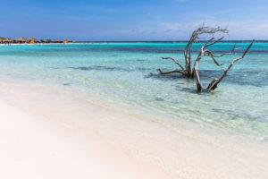 Aruba, un escape romántico en el Caribe