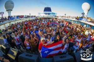 SALSA CRUISE 2019, SAILING DECEMBER 2-7 TO BELIZE & COZUMEL