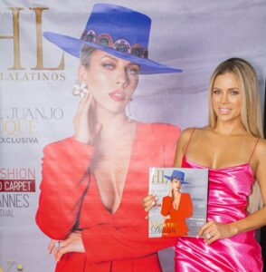 Ximena Duque Cover Party