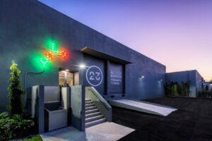 New Art space from Jorge M. Pérez opens