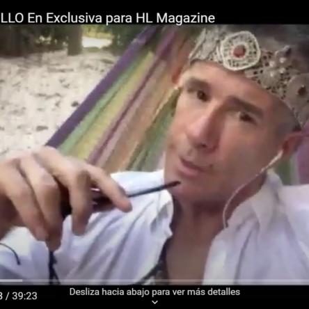 Fernando Carrillo en exclusiva para HL Magazine