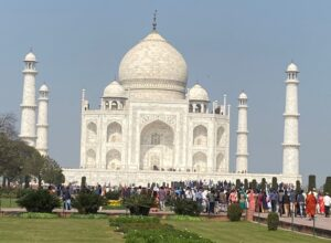 The Taj Mahal A love Story
