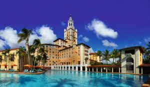 The Biltmore Hotel Redesigned