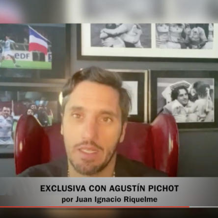 """AGUSTIN PICHOT """"ALL THINGS RUGBY"""""""