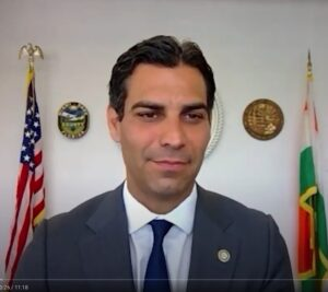 """""""The Future of Miami"""" interview with Mayor Francis Suarez"""