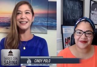 Entrevista con Cindy Polo